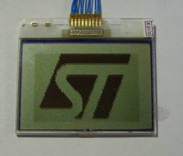 Bitmap converter for mono and color LCD displays